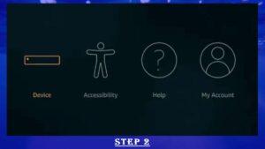 UnlockMyTV app on Amazon Firestick