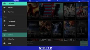 Install CyberFlix TV on Firestick