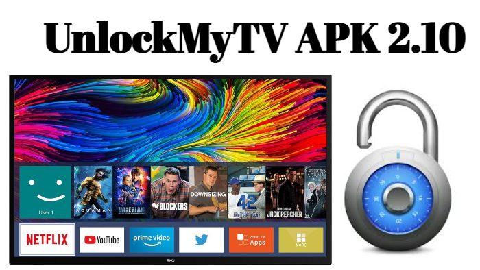 UnlockMyTV APK 2.10 Latest Version Free Download