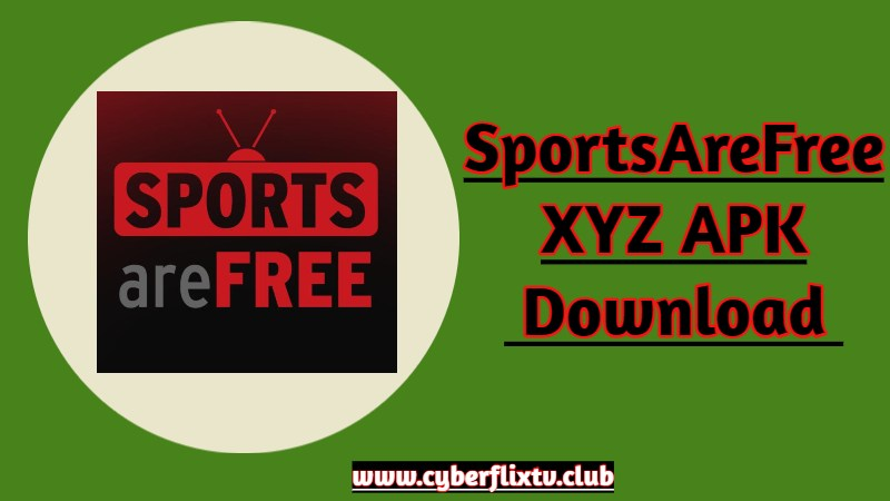 SportsAreFree XYZ APK v2.0